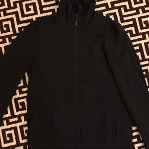 Lulu lemon reversible lightweight full zip jacket